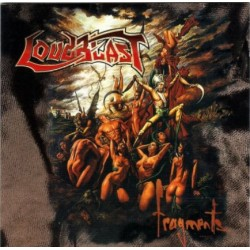 "LOUDBLAST ""Fragments"" CD"
