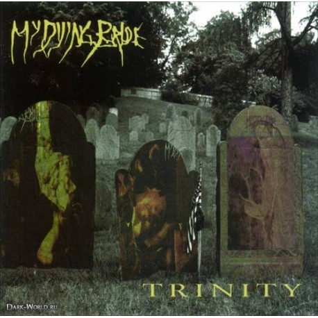 "MY DYING BRIDE ""Trinity"" CD"