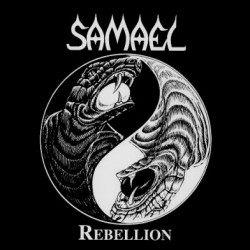 "SAMAEL ""Rebellion"" CD"