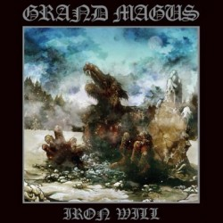 "GRAND MAGUS ""Iron Will"" CD"