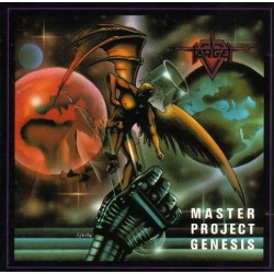 "TARGET ""Master Project Genesis"" CD"