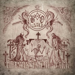 "BLACK OATH ""Litanies in The Dark"" CD"