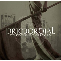 """PRIMORDIAL """"To the Nameless Dead"""" CD"""