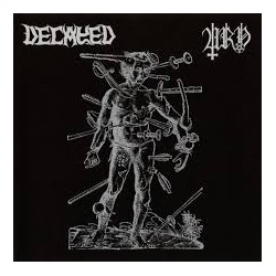 "DECAYED / URN ""The Nameless Wraith"" CD"