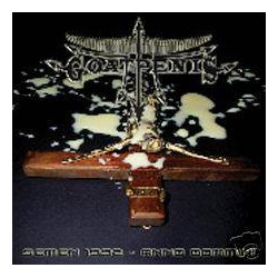 "GOATPENIS ""Semen 1992 - Anno Domini"" CD"