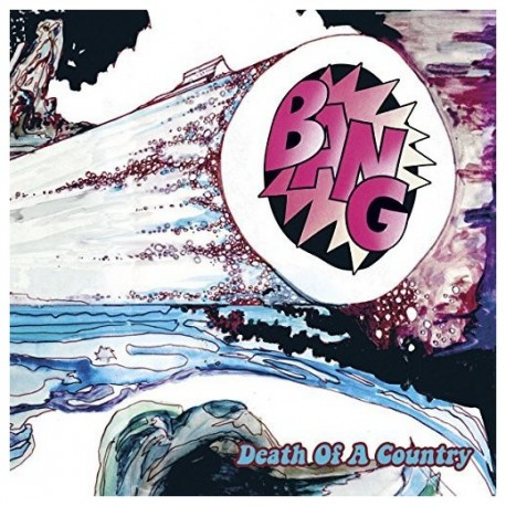 "BANG ""Death of a Country "" CD"