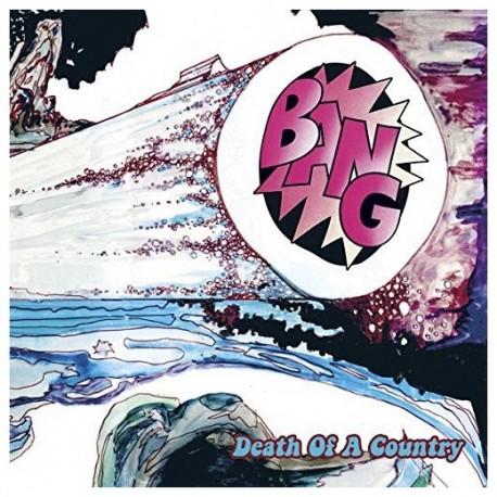 "BANG ""Death of a Country "" CD"