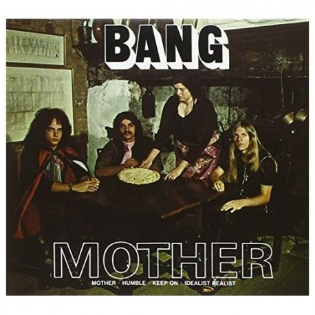 "BANG ""Mother/Bow To The King"" CD"