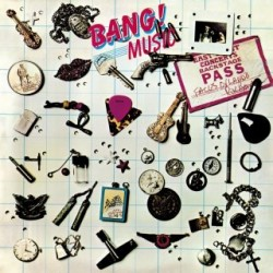"BANG ""Music & Lost Singles"" LP"