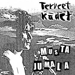 "TERVEET KÄDET ""Musta Jumala"" LP"