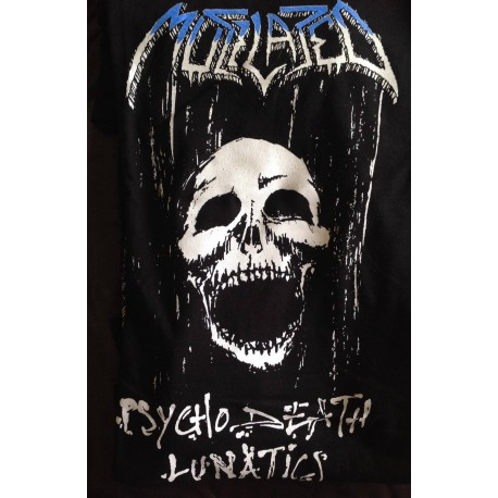 "MUTILATED ""Psychodeath Lunatics"""