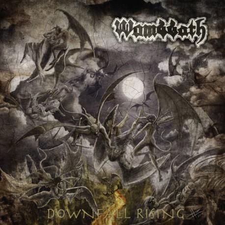 "WOMBBATH ""Downfall Rising"" CD"