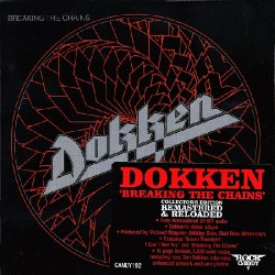 "DOKKEN ""Breaking The Chains"" CD"