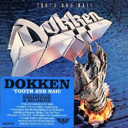 """DOKKEN """"Tooth and Nail"""" CD"""