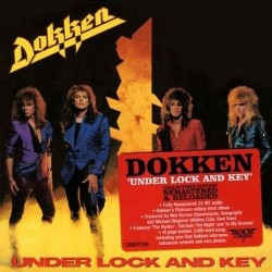 "DOKKEN ""Under Lock and Key"" CD"