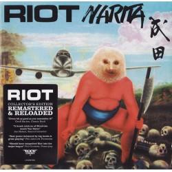 "RIOT ""Narita"" CD"