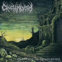 "CRUCIAMENTUM ""Engulfed in Desolation"" CD"