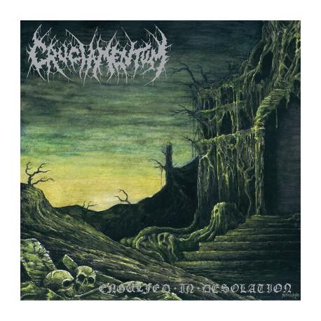 """CRUCIAMENTUM """"Engulfed in Desolation"""" CD"""