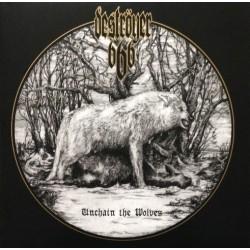"""DESTRÖYER 666 """"Unchain the Wolves"""" LP"""