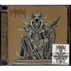 "IMPIETY ""Ravage & Conquer"" CD"