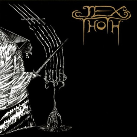 "JEX THOTH ""Witness"" LP"